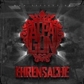 Alpa Gun - Ehrensache Album Cover