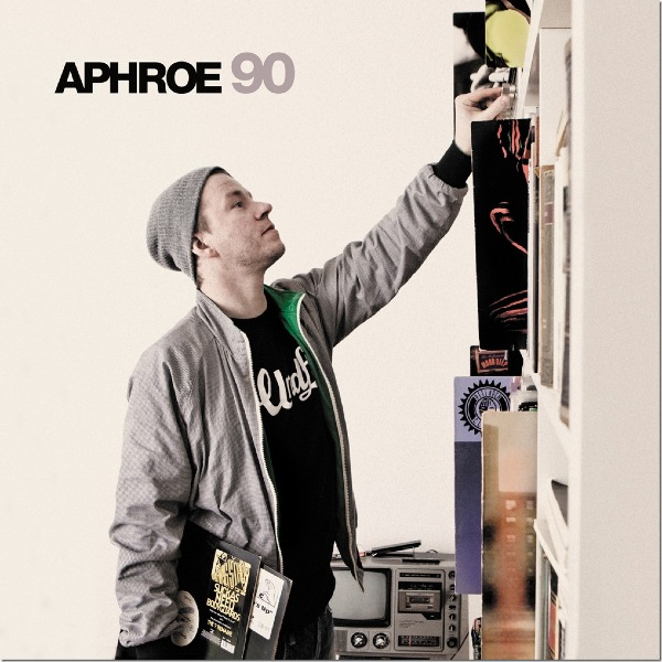 Aphroe – 90 Album Cover