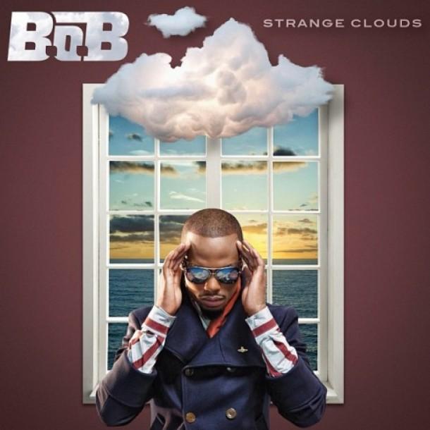 B.o.B. – Strange Clouds Album Cover