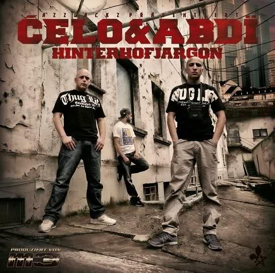 Celo & Abdi – Hinterhofjargon Album Cover