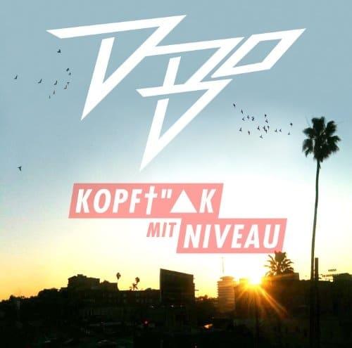 D-Bo – Kopffick mit Niveau Album Cover