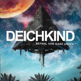 Deichkind - Befehl von ganz unten Album Cover
