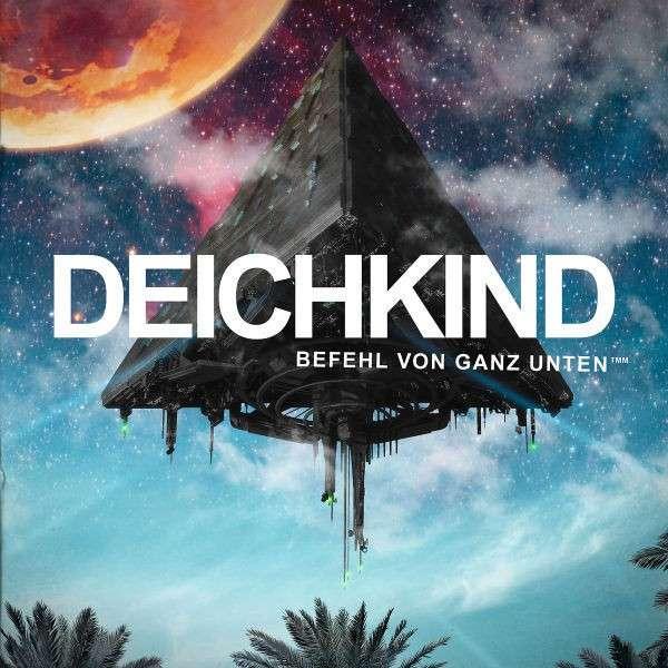 Deichkind – Befehl von ganz unten Album Cover