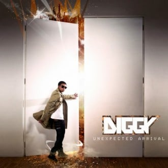 Diggy Simmons - Unexpected Arrival Album Cover