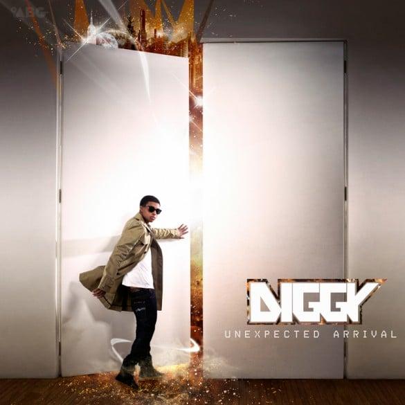 Diggy Simmons – Unexpected Arrival Album Cover