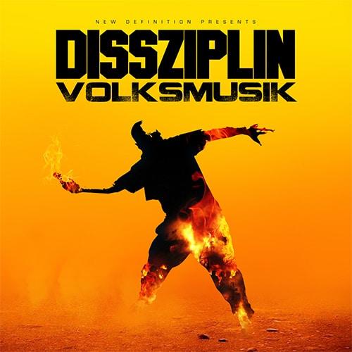 Dissziplin – Volksmusik Album Cover