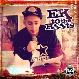 Eko Fresh - Ek to the Roots Album Cover