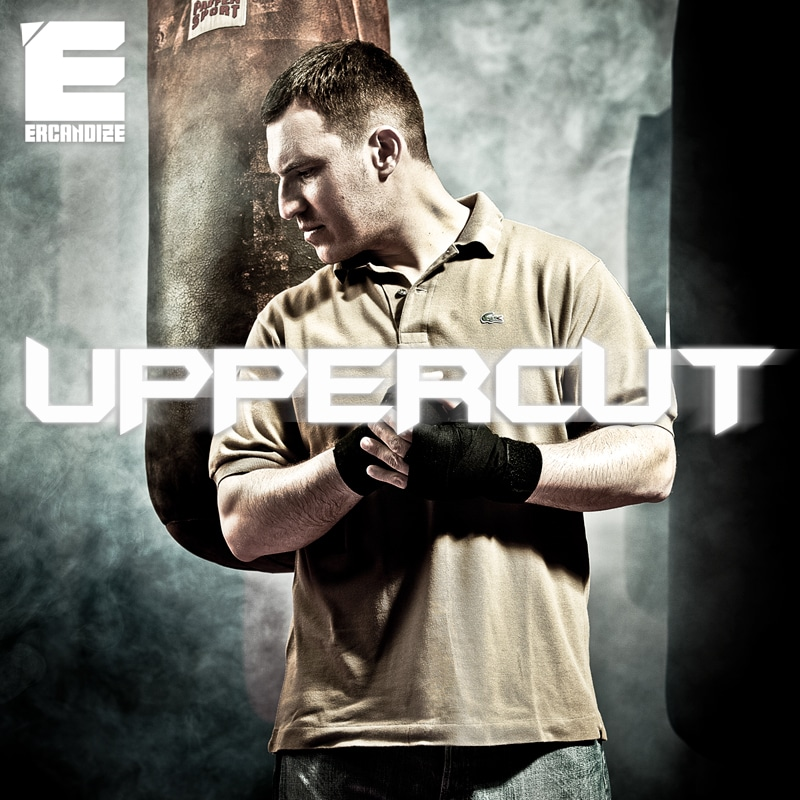 Ercandize – Uppercut Album Cover