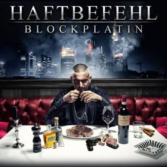 Haftbefehl - Blockplatin Album Cover