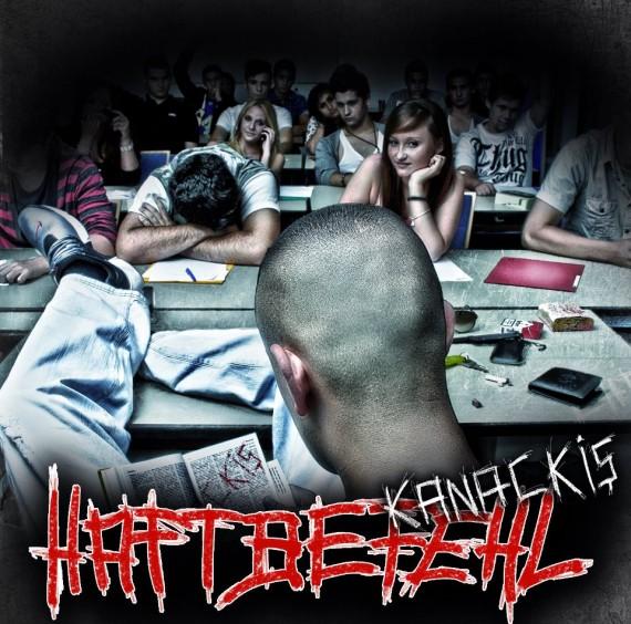 Haftbefehl – Kanackis Album Cover