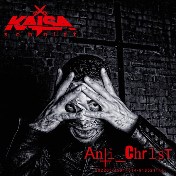 Kaisaschnitt – Anti Chr1st Album Cover