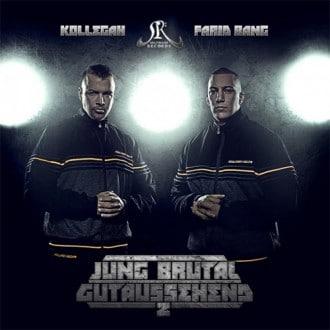 Kollegah & Farid Bang - Jung, brutal, gutaussehend Album Cover