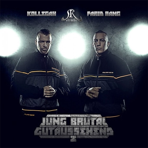 Kollegah & Farid Bang – Jung, brutal, gutaussehend 2 Album Cover