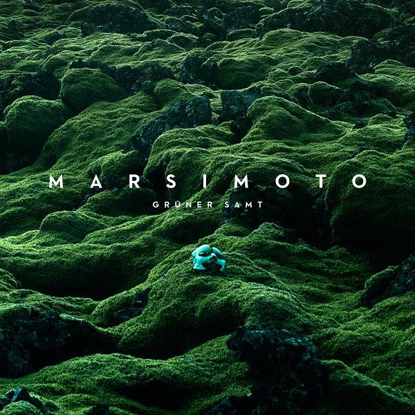 Marsimoto – Grüner Samt Album Cover