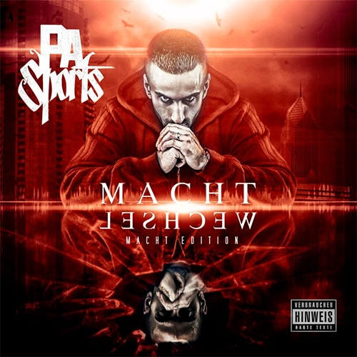 PA Sports – Machtwechsel Album Cover