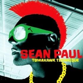Sean Paul - Tomahawk Technique Album Cover