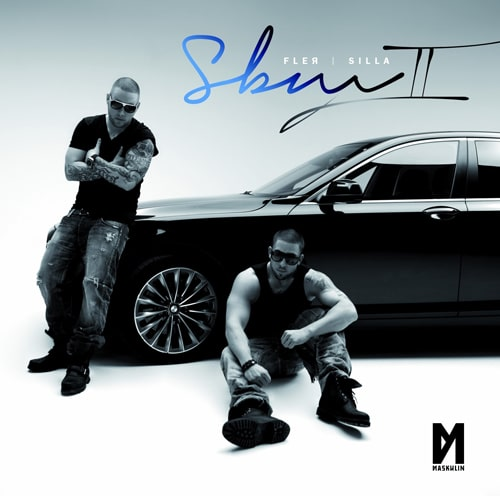 Fler & Silla – Südberlin Maskulin 2 Album Cover