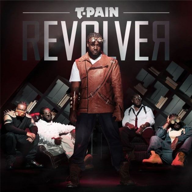 T-Pain – rEVOLVEr Album Cover
