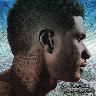 Usher - Looking 4 Myself Album Cover