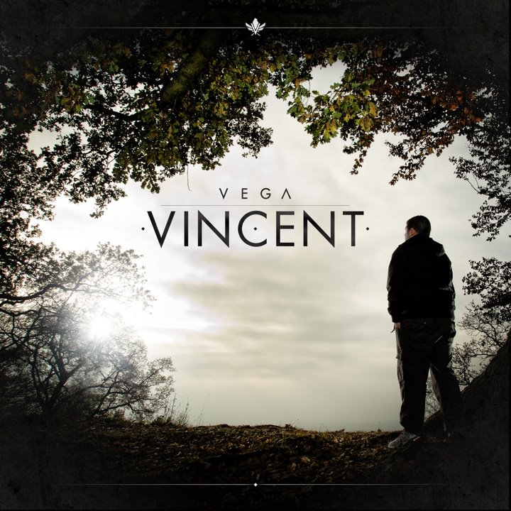 Vega – Vincent Album Cover