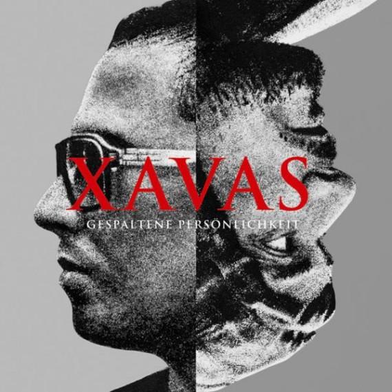 Xavas – Gespaltene Persönlichkeit Album Cover