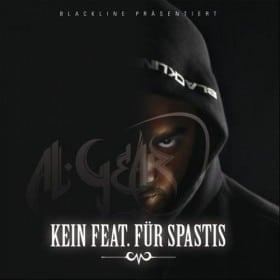 Al-Gear - Kein Feat Fuer Spastis Album Cover