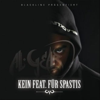 Al-Gear - Kein Feat Fuer Spastis Album Cover