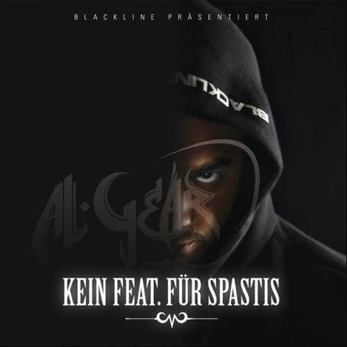 Al-Gear – Kein Feat. für Spastis Album Cover
