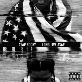 Asap Rocky - Long Live Asap Album Cover