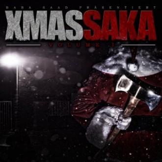 Baba Saad - XMASSaka EP Album Cover