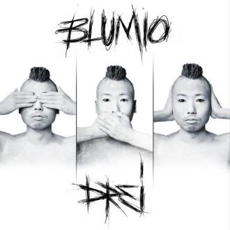 Blumio - Drei Album Cover