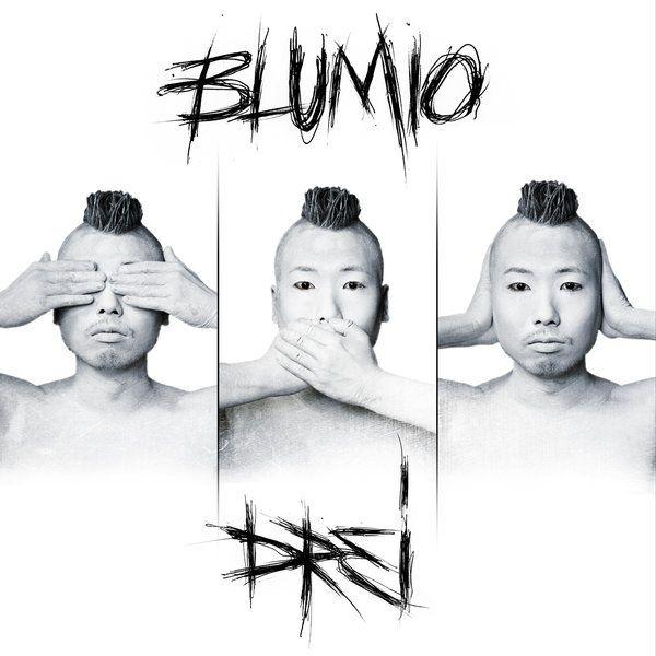 Blumio – Drei Album Cover