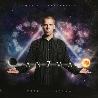 Cr7z - An7ma Album Cover