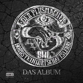 Der Plusmacher - Bordsteinwirtschaftslehre Album Cover