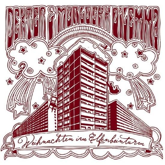 Dexter & Morlockk Dilemma – Weihnachten im Elfenbeinturm Album Cover