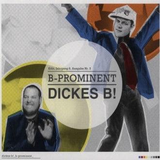 Dickes-B! - B-Prominent Album Cover