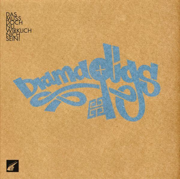 Dramadigs – Das muss doch nu wirklich nich sein Album Cover