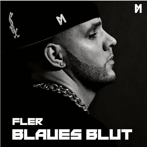 Fler – Blaues Blut Album Cover