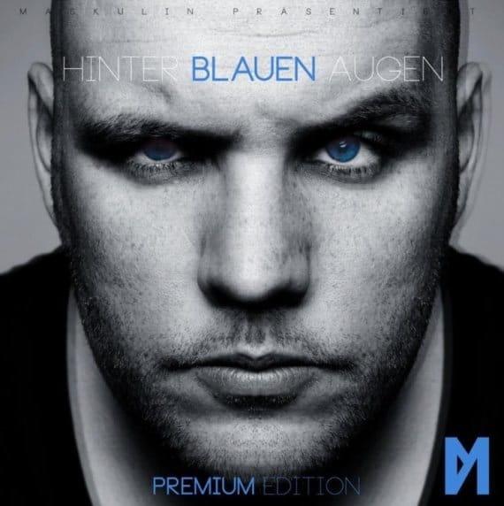 Fler – Hinter blauen Augen Album Cover