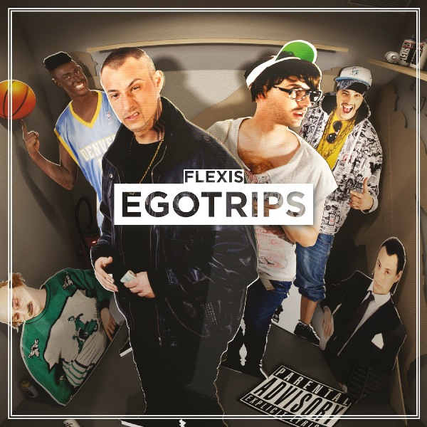 Flexis – Egotrips Album Cover
