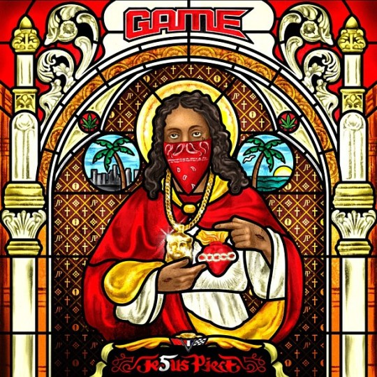 Game – Jesus Piece Album Cover