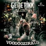 Genetikk - Voodoozirkus Album Cover