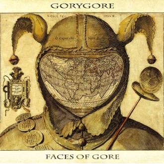 Gory Gore - Faces of Gore Album Cover
