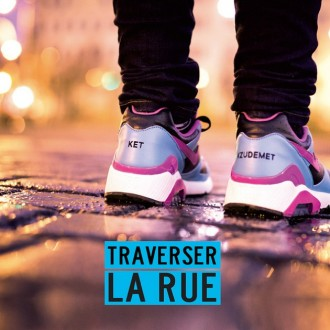 Ket - Traverser la rue Album Cover