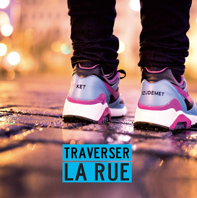 Ket – Traverser la rue Album Cover