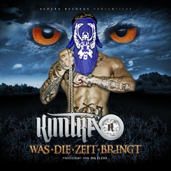 Kontra K – Was die Zeit bringt Album Cover