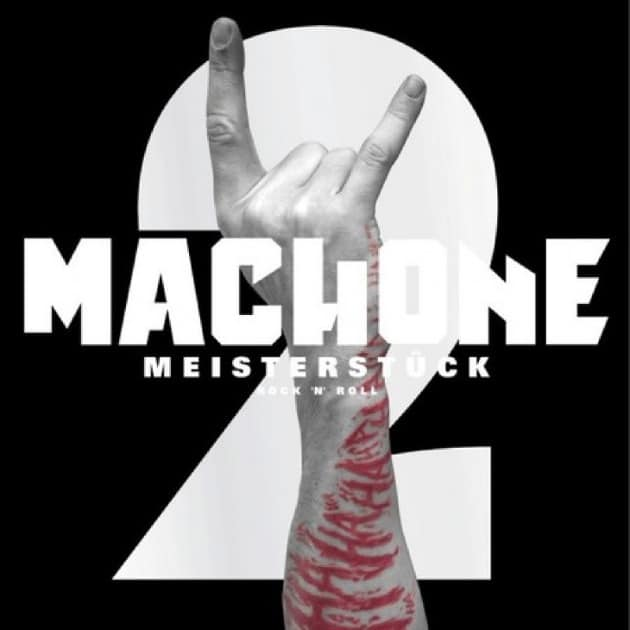 Mach One – Meisterstück 2 Album Cover