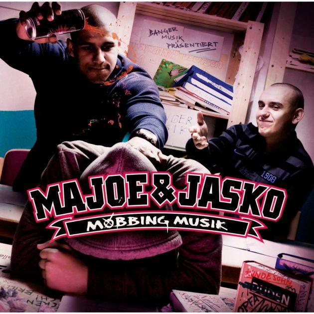 Majoe & Jasko – Mobbing Musik Album Cover