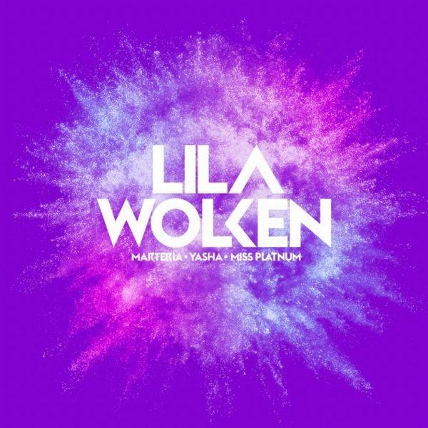 Marteria, Yasha & Miss Platnum – Lila Wolken EP Album Cover