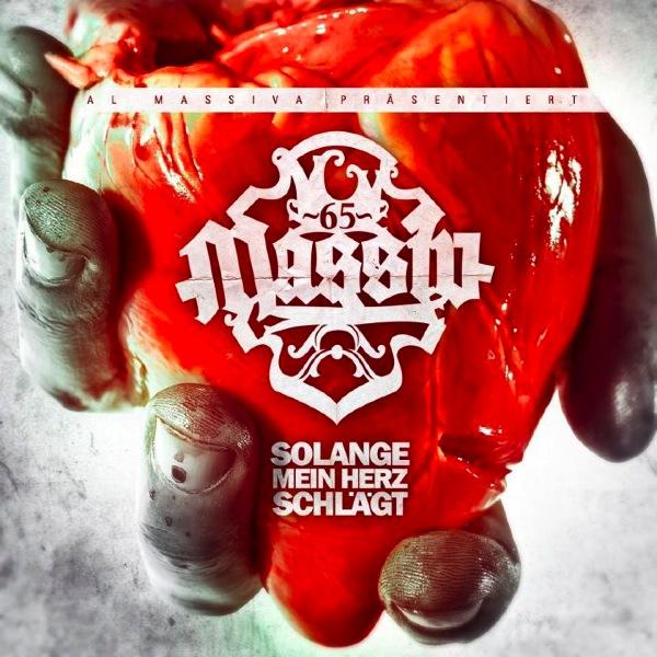 Massiv – Solange mein Herz schlägt Album Cover